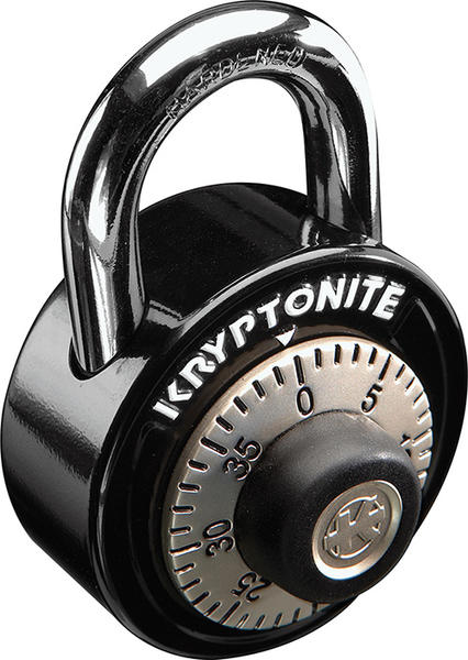 Kryptonite Gripper Combination Padlock