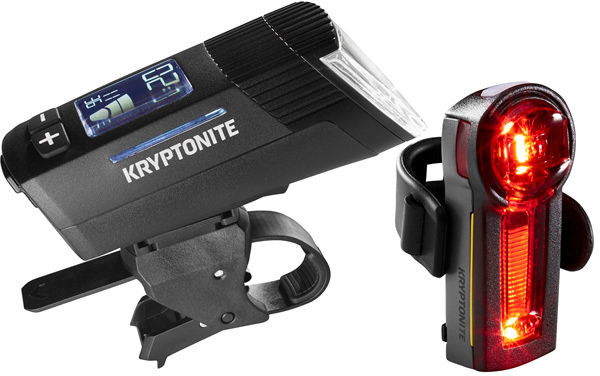 Kryptonite Incite X8 & XBR Set Color: Black|Black