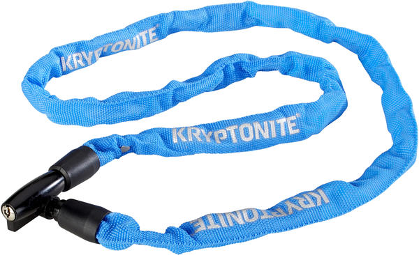 Kryptonite Keeper 411 Key Chain Color: Blue