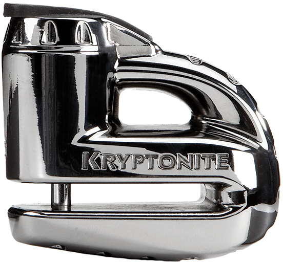 Kryptonite Keeper 5-S2 Disc Lock Color: Chrome