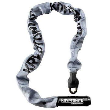 Kryptonite Keeper 785 Integrated Chain Color: Gray