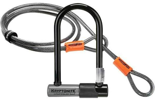 Kryptonite KryptoLok Series 2 Mini-7 w/4' Flex