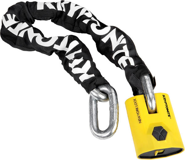 Kryptonite New York Legend 1590 Chain and NY Padlock