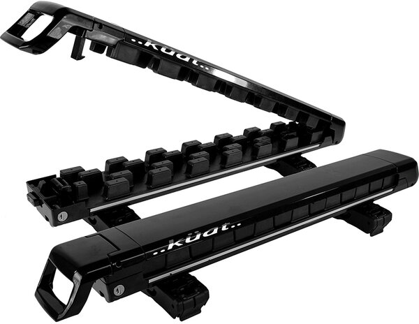 Kuat Grip 6 Clamshell Ski Rack Color: Black