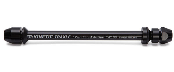 Kinetic 12mm Traxle Through-Axle Model: Fine