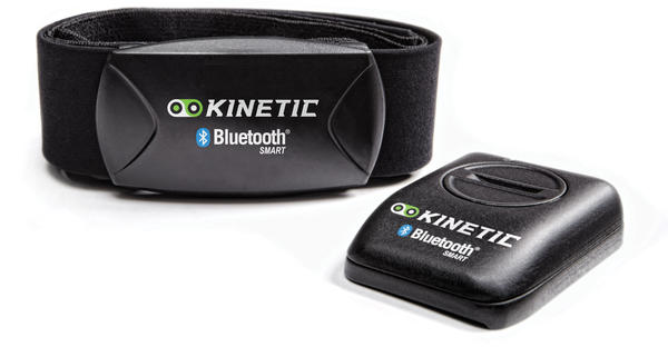 Kinetic inRide with Heart Rate Monitor