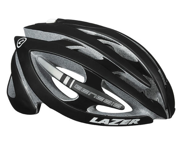 Lazer Sport Genesis Color: Matte Black