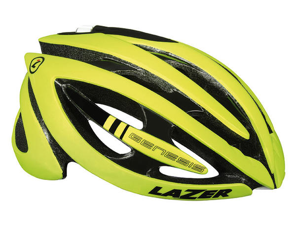 Lazer Sport Genesis Color: Flash Yellow