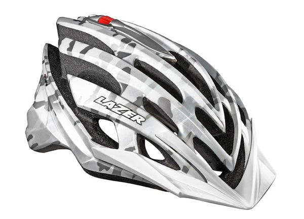 Lazer Sport Nirvana Color: White Camouflage