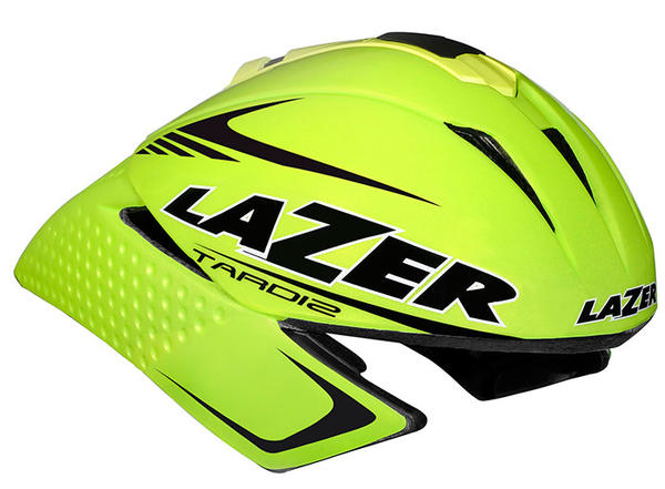 Lazer Sport Tardiz Color: Flash Yellow