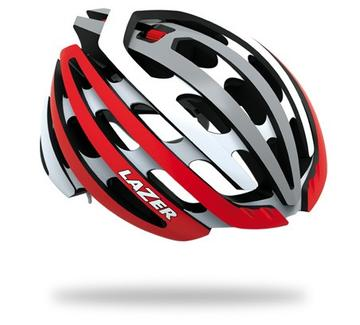 Lazer Sport Z1 Color: White/Red