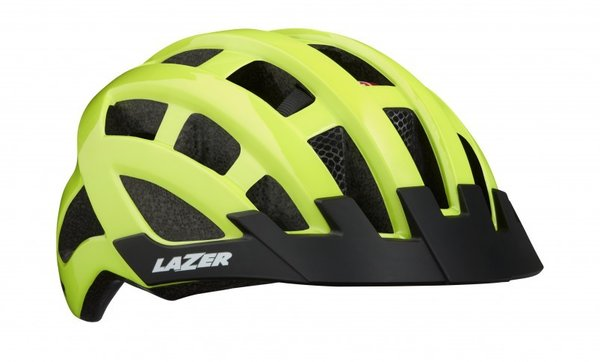 Lazer Sport Compact DLX MIPS Color: Flash Yellow