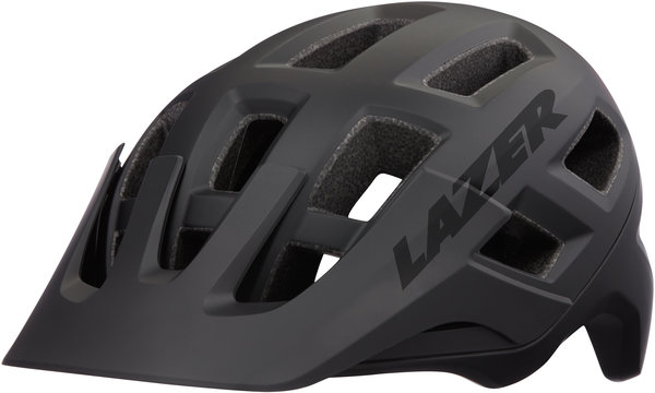 Lazer Sport Coyote MIPS Color: Matte Full Black