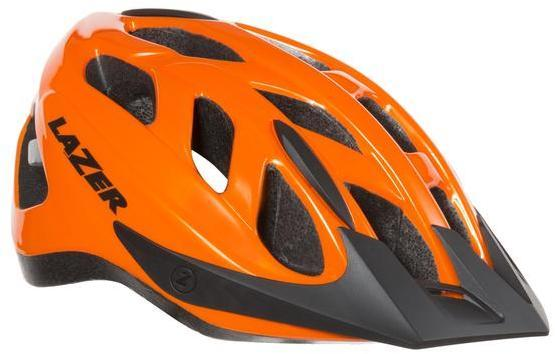 Lazer Sport Cyclone Helmet Color: Flash Orange