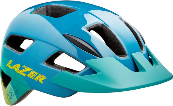 Lazer Sport Gekko MIPS Color: Blue Yellow
