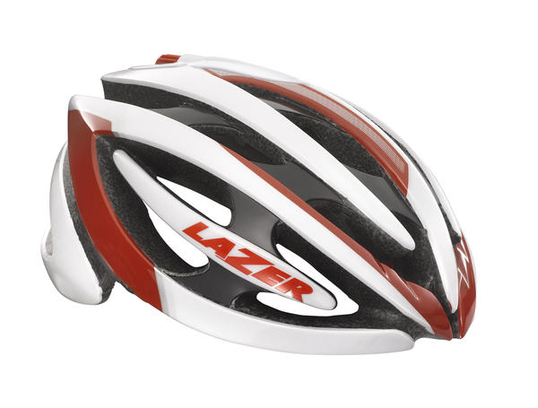 Lazer Sport Genesis Color: White/Red