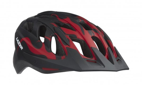 Lazer Sport J1 Color: Big Flames