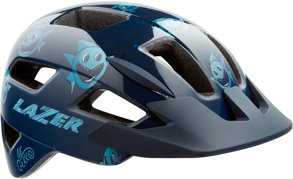 Lazer Sport Lil Gekko Color: Sharky