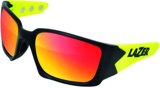 Lazer Sport Magneto M2 Color | Lens: Black/Flash Yellow | Orange|Yellow|Clear