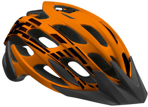 Lazer Sport Magma Helmet Color: Flash Orange