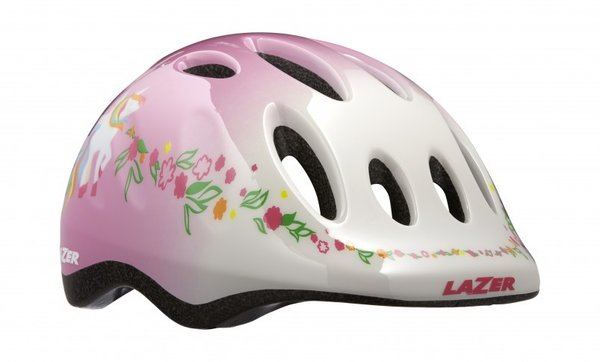 Lazer Sport Max+ Color: Pink Unicorn