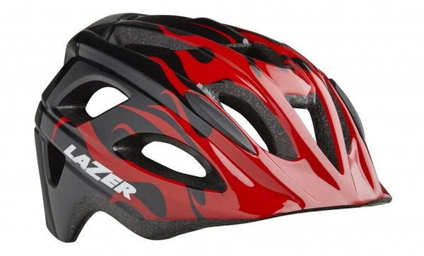Lazer Sport Nut'Z Color: Big Flames