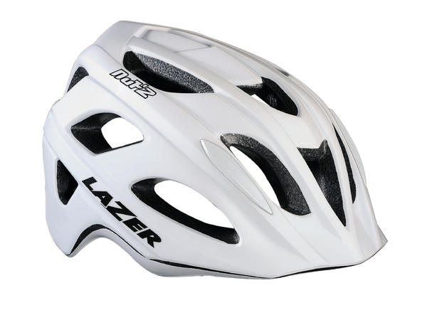 Lazer Sport Nut'z - Kids Color: White