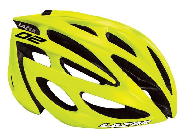 Lazer Sport O2 Helmet Color: Flash Yellow