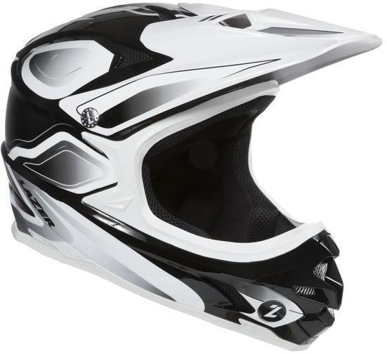 Lazer Sport Phoenix+ Helmet Color: Black/White