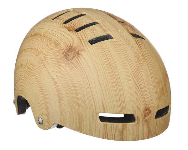 Lazer Sport Street Deluxe Color: Light Wood Grain