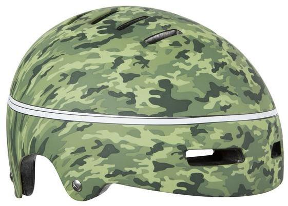Lazer Sport Street+ JR Helmet - Kids Color: Ace Camo