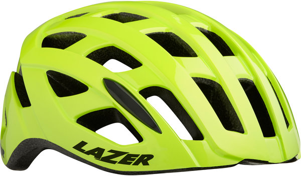 Lazer Sport Tonic Color: Flash Yellow