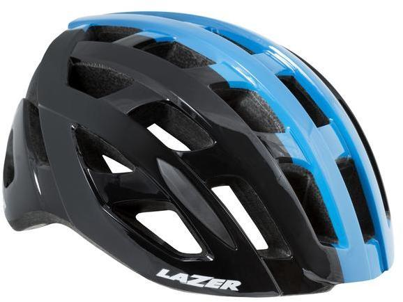 Lazer Sport Tonic Helmet Color: Black/Blue