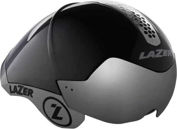 Lazer Sport Wasp Air Tri Color: Black Silver