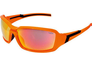 Lazer Sport Xenon X1 Color | Lens: Gloss Flash Orange | Orange
