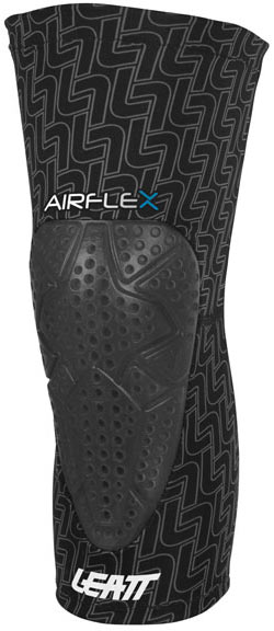 Leatt 3DF Airflex Knee Guard Color: Black