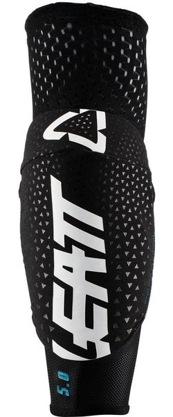 Leatt Elbow Guard 3DF 5.0 Mini Color: White/Black