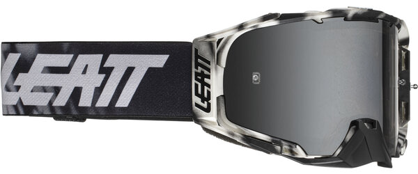 Leatt Goggle Velocity 6.5 Iriz Color | Lens: African Tiger | Silver