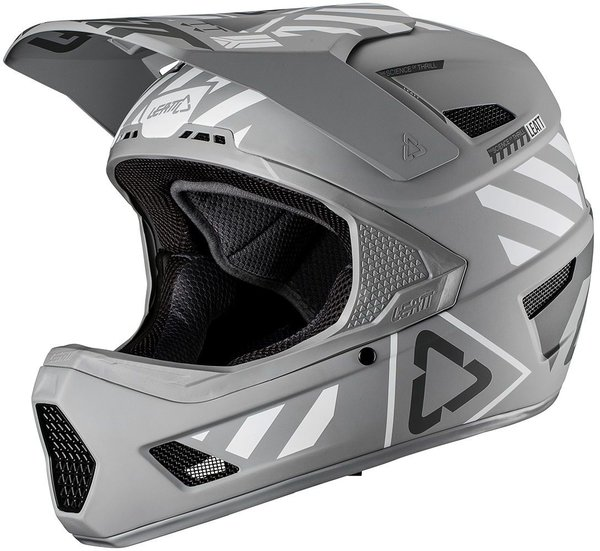 Leatt Helmet DBX 3.0 DH Color: Steel