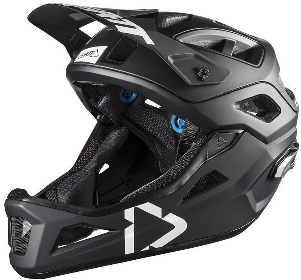 Leatt Helmet DBX 3.0 Enduro Color: Black/White