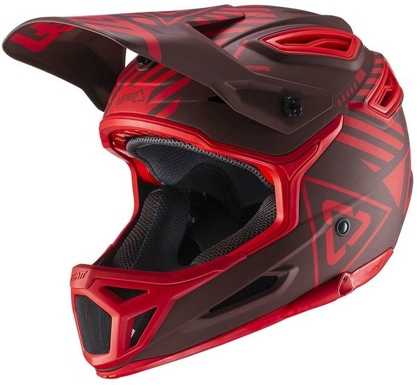 Leatt Helmet DBX 5.0 Color: Ruby