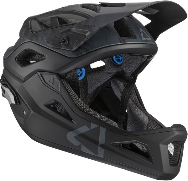 Leatt Helmet MTB 3.0 Enduro V21 Color: Black