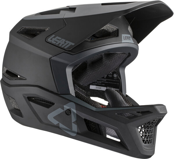 Leatt Helmet MTB 4.0 V21 Color: Black