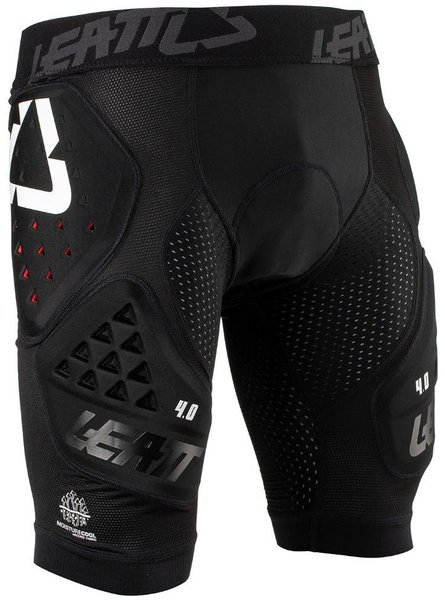 Leatt Impact Shorts 3DF 4.0 Color: Black