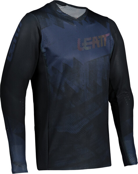 Leatt Jersey MTB 4.0 UltraWeld Color: Black