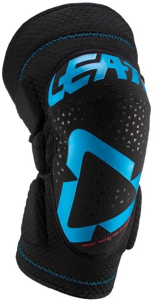 Leatt Knee Guard 3DF 5.0 Color: Fuel/Black