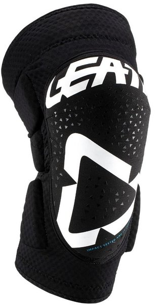 Leatt Knee Guard 3DF 5.0 Junior Color: White/Black