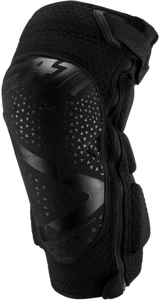 Leatt Knee Guard 3DF 5.0 Zip Color: Black