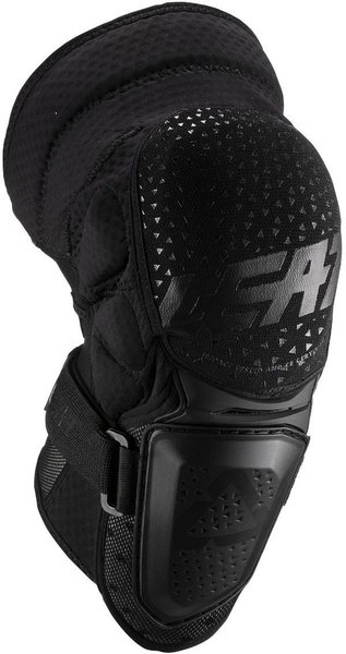 Leatt Knee Guard 3DF Hybrid Color: Black