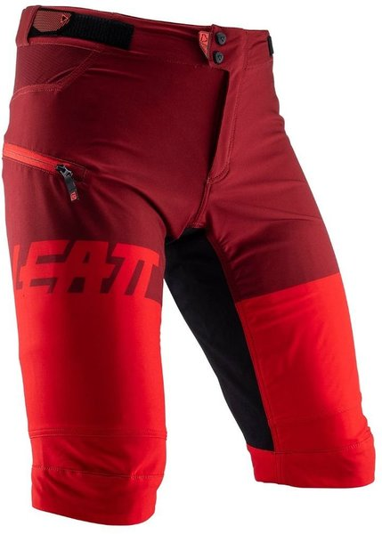 Leatt Shorts DBX 3.0 Color: Ruby